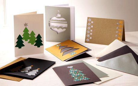 Tchibo, Sada kartiček Slavnostní, 90 ks