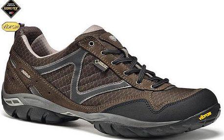 Pánská obuv Asolo REBEL GV A551 dark brown - tmavě hnědá