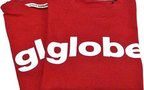 Globe Dětské tričko - červené