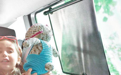 Tchibo, Sluneční rolety do auta, 2 ks