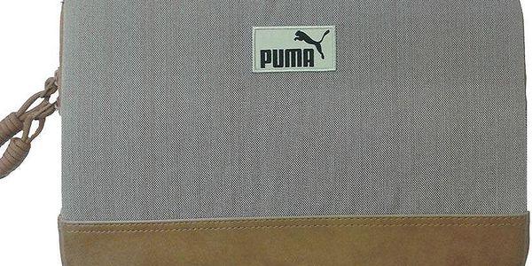 """Pouzdro na notebook PUMA 11"""" - hnědé"""