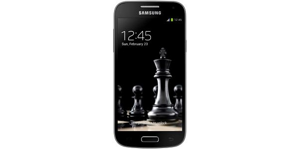 Samsung Galaxy S4 Mini (i9195), černý