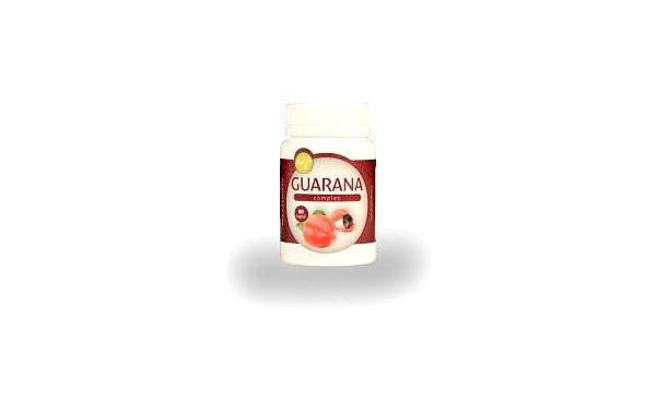 AWA superfoods Guarana COMPLEX 60 tobolek