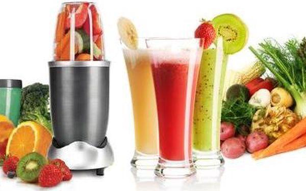 Dopřejte sobě a své rodině zdravé a chutné smootie plné vitamínů a vlákniny. Omezený počet !! Poštovné Zdarma !!