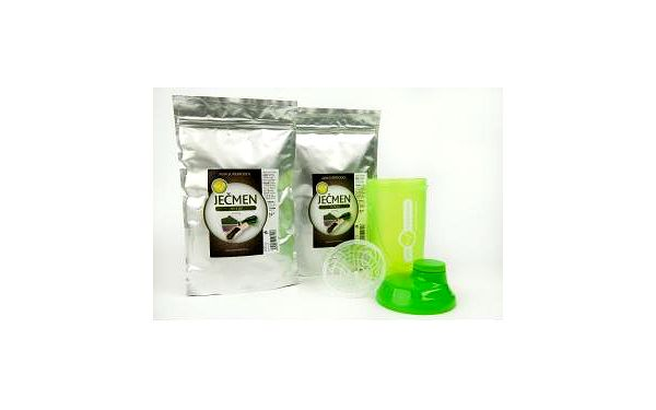AWA superfoods 2ks Chlorella 200g + Shaker