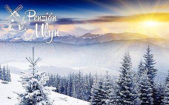 Pobyt v penzionu Mlýn ve Vysokých Tatrách na 3, 4 nebo 6 dní. Skvělý relax!