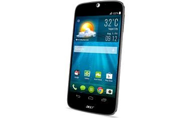 Acer Liquid Jade, černý - II. jakost