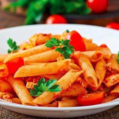 Domácí Pasta&Gnocchi s dezertem pro dva