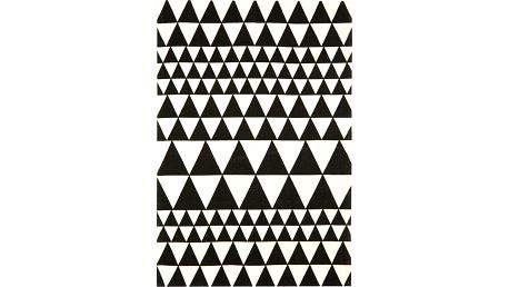 Koberec Onix Black, 120x170 cm - doprava zdarma!