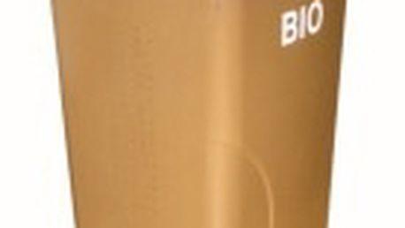 Nádoba na BIO odpad 240l plastová, hnědá s roštem
