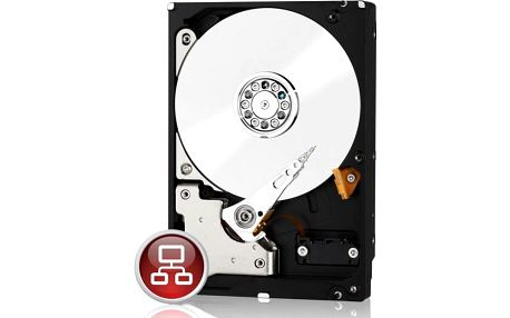 WD Red NAS edition 3TB (WD30EFRX) - II. jakost