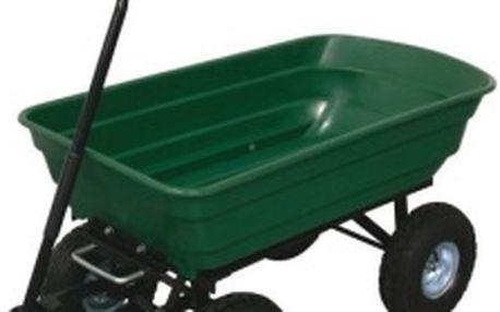 Vozík zahradní sklápěcí 125l