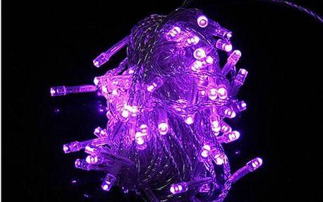 Vánoční osvětlení - 10 m, 100 LED