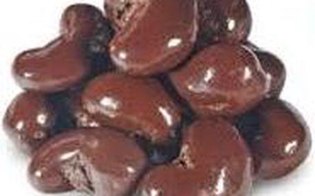 AWA superfoods Kešu v hořké čokoládě 250 g