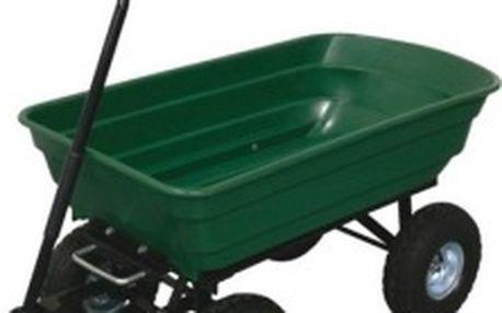 M.A.T. vozík zahradní sklápěcí 70l, korba 94x51x21cm