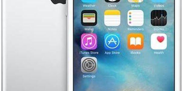 Apple iPhone 6s 128GB - Silver (MKQU2CN/A) stříbrný + Doprava zdarma