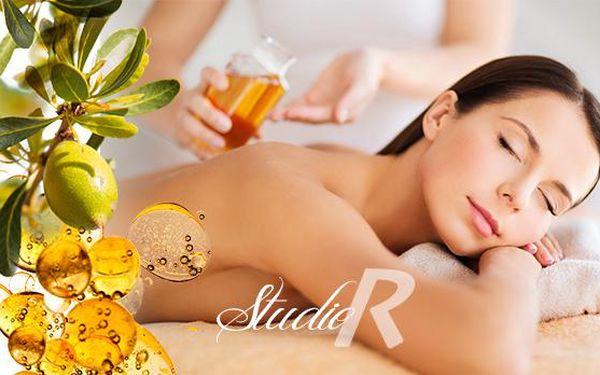 60minutová reflexní masáž celého těla s použitím přírodní švýcarské kosmetiky JUST, přímo u Václavského náměstí!