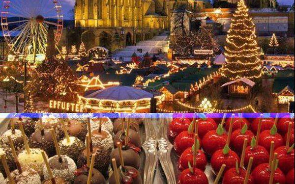 Zájezd na kouzelné Vánoční trhy do Vídně i s možností nákupů v Primarku.