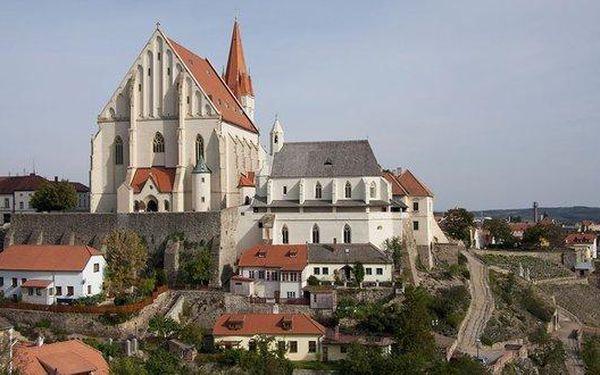 Pobyt s polopenzí pro dva na jižní Moravě - hotel Weiss