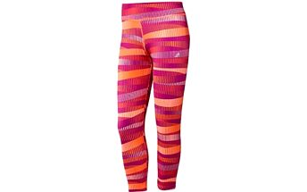 Adidas leginy Ultimate All Over Print Ladies 3/4, růžová