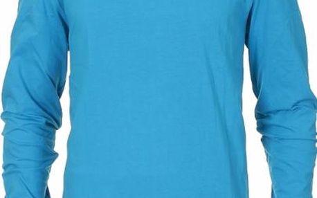 Pánské tričko Loap Earles - modrá M20M