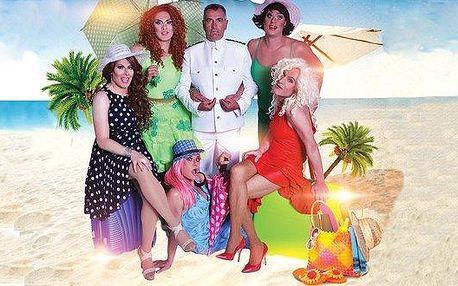Travesti show Screamers a Techtle Mechtle