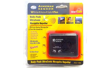Aoekeman - Ultrazvukový odpuzovač komárů