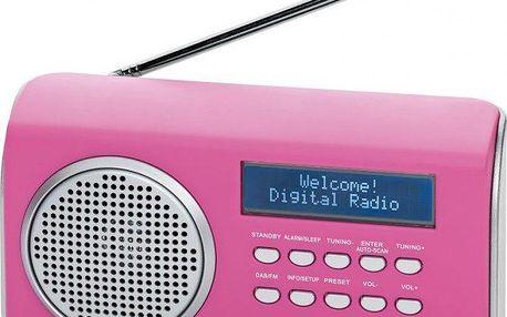 AEG DAB 4130 (Pink)