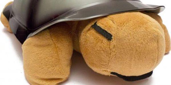 Hudební Lampička - Projektor hvězd - želvička