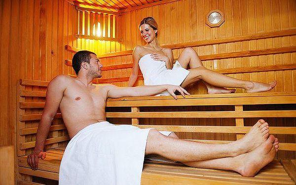 60 minut privátního saunování pro dva v pražském studiu Vedrov