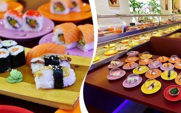 Running sushi - sněz, kolik můžeš v pražské restauraci Yuan Dong. Hodina a půl neomezené konzumace těch nejlepších asijských dobrot! Nezáleží na tom, zda patříte mezi milovníky sushi nebo chcete vyzkoušet něco nového, díky báječné all you can eat nabídce