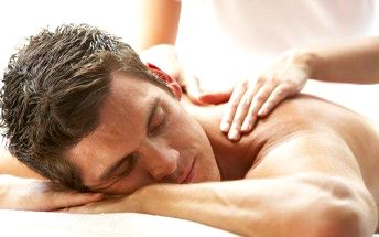 Rekondiční masáž zad a šíje