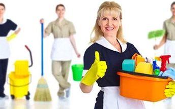 Profesionální úklid bytu či domu do 50 m2