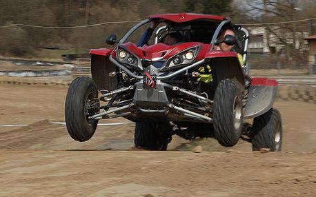 Autocross na profi trati v Sedlčanech