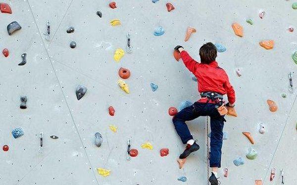 Kurzy lezení pro začátečníky i pokročilé
