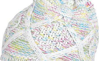 Dámská zimní čepice VoZzipper Canton - bílá melír