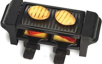 Gril pro dva Raclette!