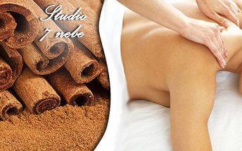 30 nebo 60 min. relaxační masáže