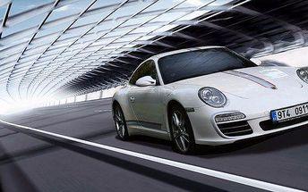 Jízda v Porsche Carrera 911 včetně paliva