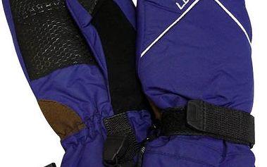 Loap Vectif zimní palcové rukavice - modrá