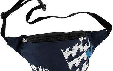 Ledvinka Billabong Strike Waist Bag blue - modrá