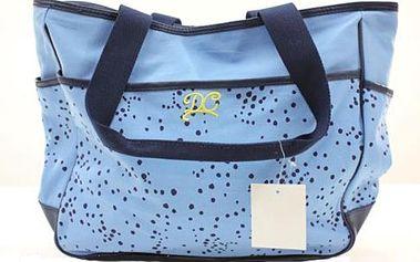 Dámská kabelka DC - modrá