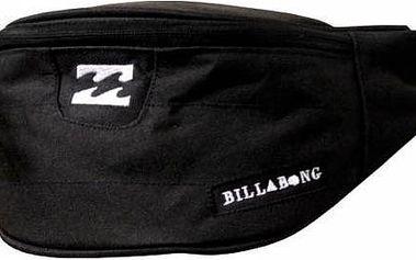 Ledvinka Billabong Nias Waist Bag black - černá