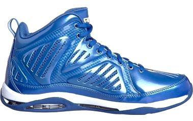 AND1 ME8 EMPIRE MID Lake Blue/White-Gold D1029M-MWY