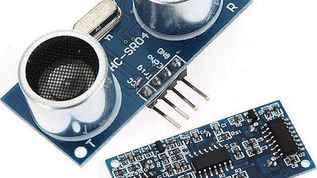 Ultrazvukový senzor vzdálenosti