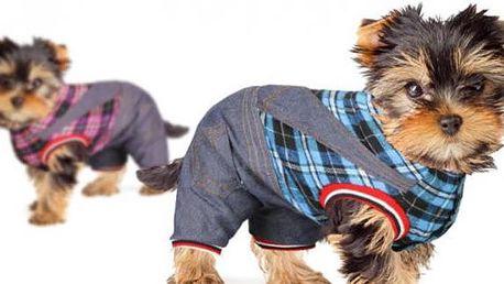Obleček pro vašeho psího miláčka