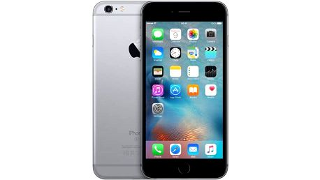 Apple iPhone 6s Plus 64GB - Space Gray (MKU62CN/A) šedý + Doprava zdarma