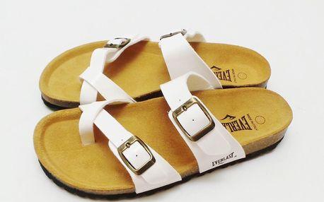 Dámské pantofle Everlast, bílé
