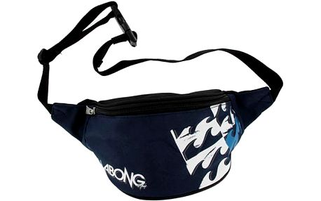 Ledvinka Billabong Strike Waist Bag blue - modrá