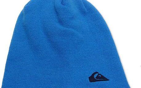 Zimní čepice Quiksilver Regular Fit - modrá